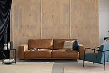 Damien 3-sits Soffa Bonded Leather